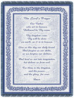 Lord's Prayer from Sidney Flower Shop in Sidney, OH