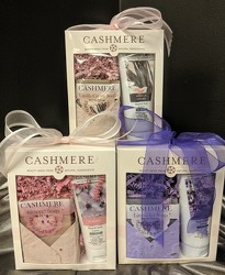 CASHMERE LOTION SET from Sidney Flower Shop in Sidney, OH