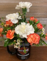 HARLEY DAVIDSON MUG from Sidney Flower Shop in Sidney, OH