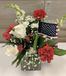 PROUD PATRIOT from Sidney Flower Shop in Sidney, OH