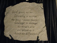 Serenity Prayer from Sidney Flower Shop in Sidney, OH