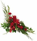 A Special Christmas Arrangement from Sidney Flower Shop in Sidney, OH